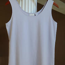 Chico's Lavender Blush Microfiber Tank Top Shell Cami  Size 1 (8-10) Nwt Photo