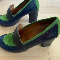 Chie Mihara Anthropologie Pumps Shoes Heels 37.5  Photo