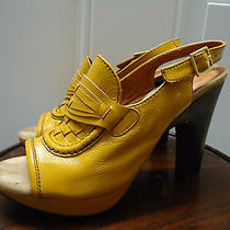 Chie Mihara  High Heel  Size 37.1/2  or ( 7.5 ) New  Photo