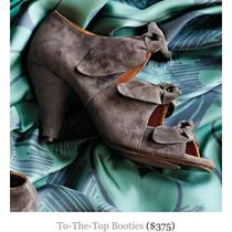 Chie Mihara  to the Top Booties Anthropologie 37 375 Photo