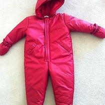 Child's Cacharel Snow Suit Photo