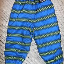 Children's 12m Patagonia Puff Ball Snow Pants. Photo