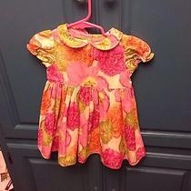 Children's Baby Lulu Floral Dress Size 18mo Photo