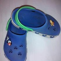 Children's Crocs Mickey Mouse Size 8/9 Photo
