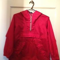 Children's Gap 1/2 Zip Pullover - Red Photo