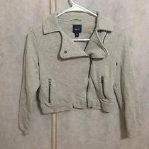 Children's Gapkids Grey Jacket Size Xl/12 Photo