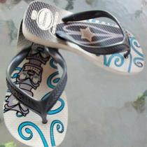 Children's Havaiana's Flip Flop's Sz 11/12 Gray  Kids Photo