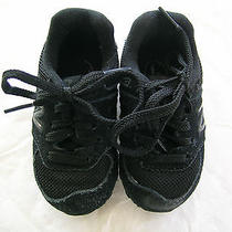 Children's New Balance 574 Black Size 4 Photo