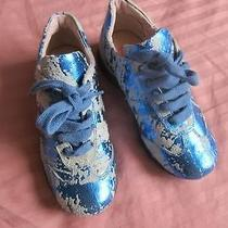 Children's Sneakers From Roberto Cavalli Size 29 Like New Photo