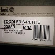 Children Timberland Boots Size 12 Photo