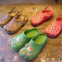 Childrens Crocs Photo