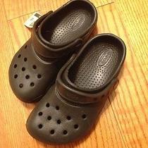 Childrens Jibbitz by Crocs Xl 1/2 Black New Photo