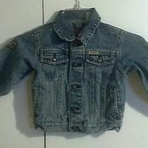 Childrens Levi's Strauss Jean Jacket 2t Blue Photo