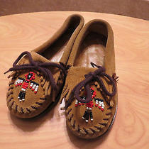 Childrens Minnetonka Moccasins Photo