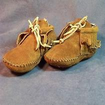 Childrens Minnetonka Moccasins Toddler 8.5 Photo