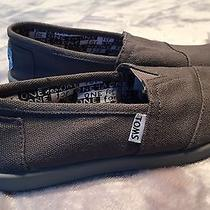 Childrens Shoes Girls Toms Flats Photo