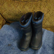 Childrens Snow Boots Lands End Size 3 Photo