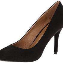 Chinese Laundry Black Micro Suede Pump Size 7 79.9 Photo