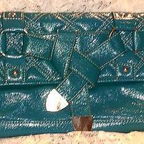 Chinese Laundry Blue Clutch Photo