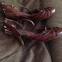 Chinese Laundry Brown Heels Photo