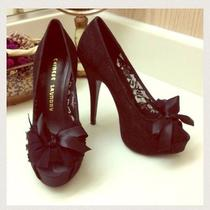 Chinese Laundry Lace Heels Photo