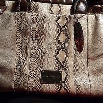 Chinese Laundry Snake Computer Bag (Brown) Photo