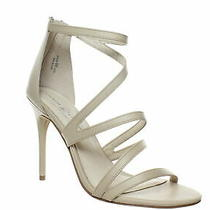 Chinese Laundry Womens Lalli Sand Smooth Ankle Strap Heels Size 9 (1111083) Photo