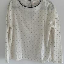 Chinti and Parker Long Sleeve Top Size Uk S Photo
