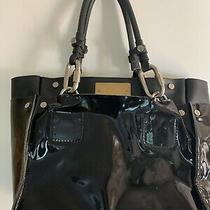 Chloe Authentic Large Cyndi Patent Leather Tote Bag Rare 2008 Collection. Photo