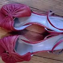 Chloe Beautiful Shoes Lambs Leather With Stiching Details Beautiful Balenciaga Photo
