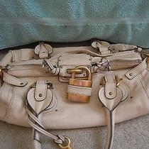 Chloe Beige Bag Photo