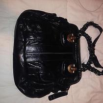 Chloe Black Leather Handbag Photo