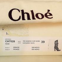 Chloe Boots Photo