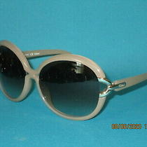 Chloe Ce 636 S 290 Nude/brown Gradient Women's Sunglasses 61mm Photo