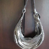 Chloe Date Night Bag - Pewter Metallic Leather and Metal  Cute Photo