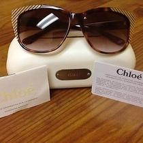 Chloe Designer Sunglasses Cl2246 C02 140 Photo
