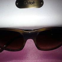 Chloe Designer Sunglasses (With Case) Photo
