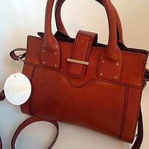 Chloe Diane Satchel Handbag Purse in Mahogany  Nwt Originally 1995 Photo