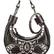 Chloe Embellished Beaded Bracelet Bag Photo