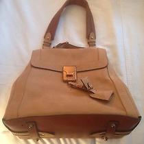 Chloe Goatskin Suede Brown Shoulder Sac Photo