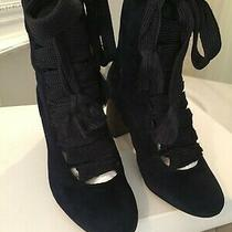 Chloe Harper Booties Size 7 Photo