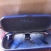 Chloe Heart Sunglasses Photo