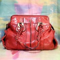 Chloe Heloise 7as799-50  Handbag Leather Hobo Hand Bag Purse Orig 1670  Photo