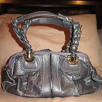 Chloe  Heloise Metallic Satchel Photo