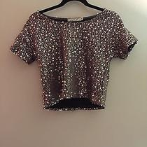 Chloe K Sequin Top Photo
