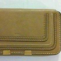 Chloe Marcie Wallet Price 495 Photo
