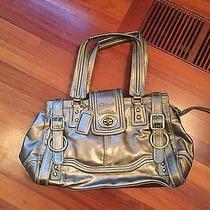 Chloe Metallic Handbag Photo
