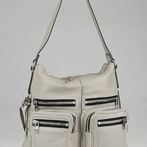 Chloe Off White Leather Betty Hobo Bag Photo