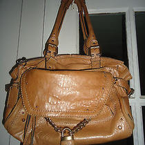 Chloe Paddington Handbag in Tan/cognac Photo
