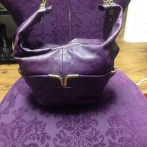 Chloe Purple Shoulder Hangbag Photo